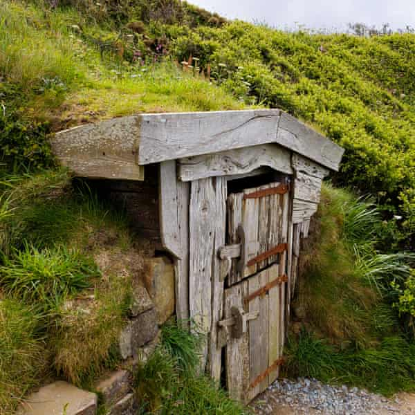 The Hawkers Hut.