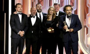 The winning team behind The Revenant