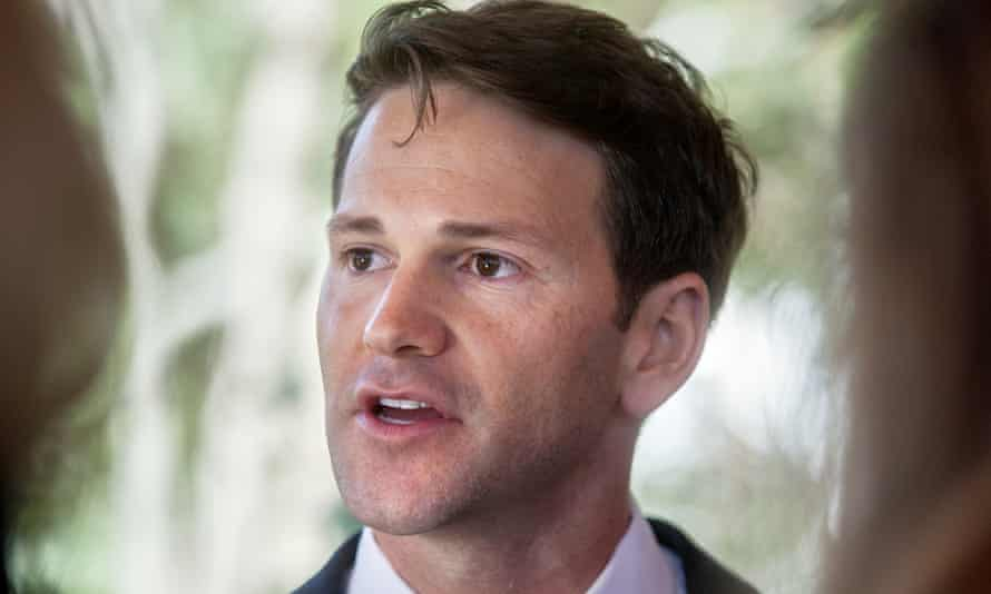 Former Illinois congressman Aaron Schock says he did not intentionally do anything wrong.