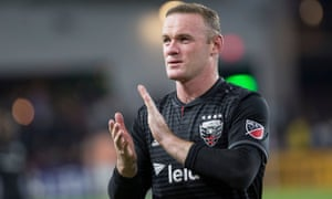 Wayne Rooney is scene as a crucial piece in rebuilding DC United's fortunes