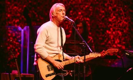 Grace & Danger: A Celebration of John Martyn review – torrid tribute from Paul Weller and friends