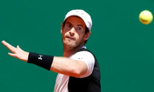 Murray eyes up a return as he struggles to stay in contention.