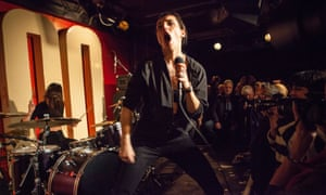 Savages at the 100 Club