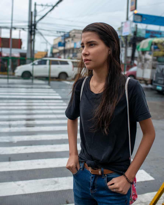 Melanie delos Santos
