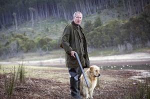 Geoffrey Rush in Simon Stone's The Daughter