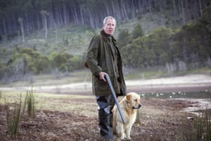 Geoffrey Rush in Simon Stone's The Daughter, the latest in a long line of adaptations of plays to hit Australian cinema screens.