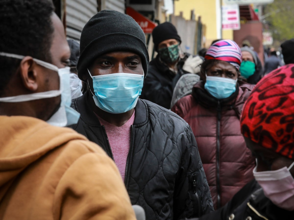 Black Americans Dying Of Covid 19 At Three Times The Rate Of White People Coronavirus The Guardian