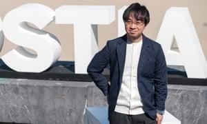 Your Name director Makoto Shinkai.