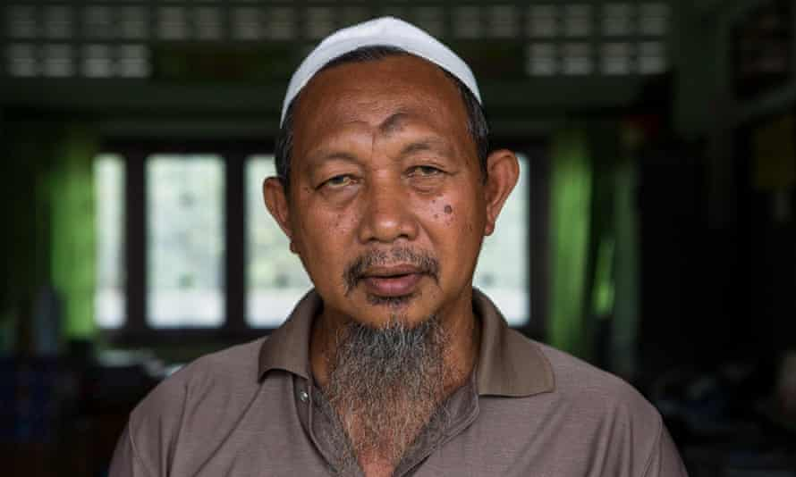 Ismail Jamaat has taught at Tanjung primary school for 29 years, many of them marred by violence