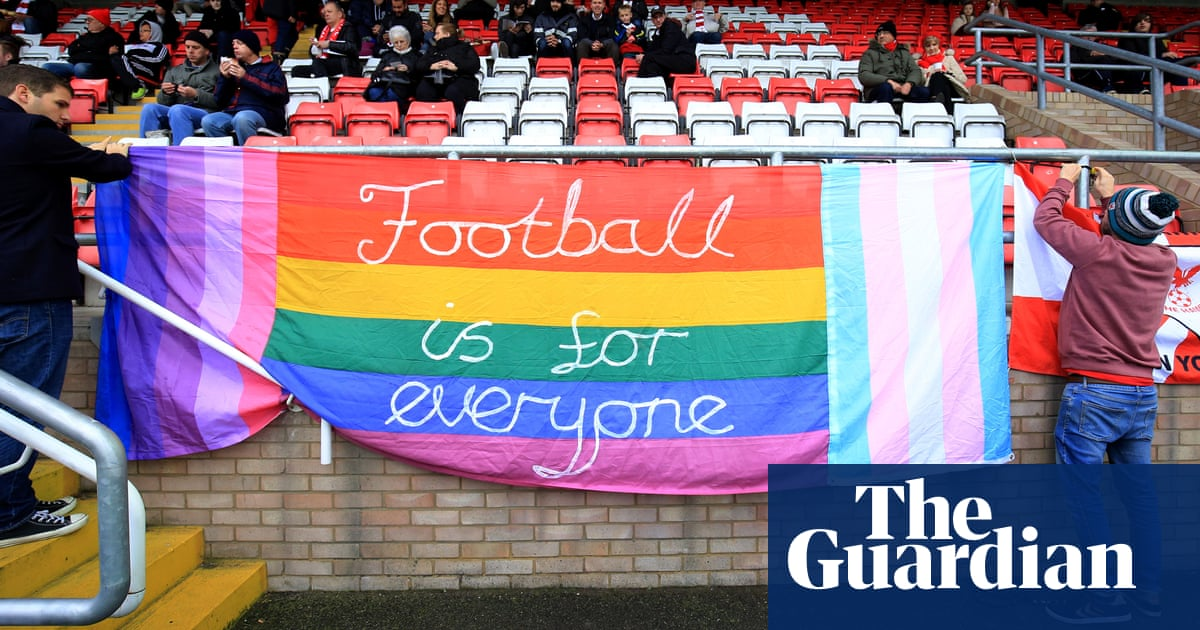 Despite its best intentions, football remains unwelcoming of gay fans