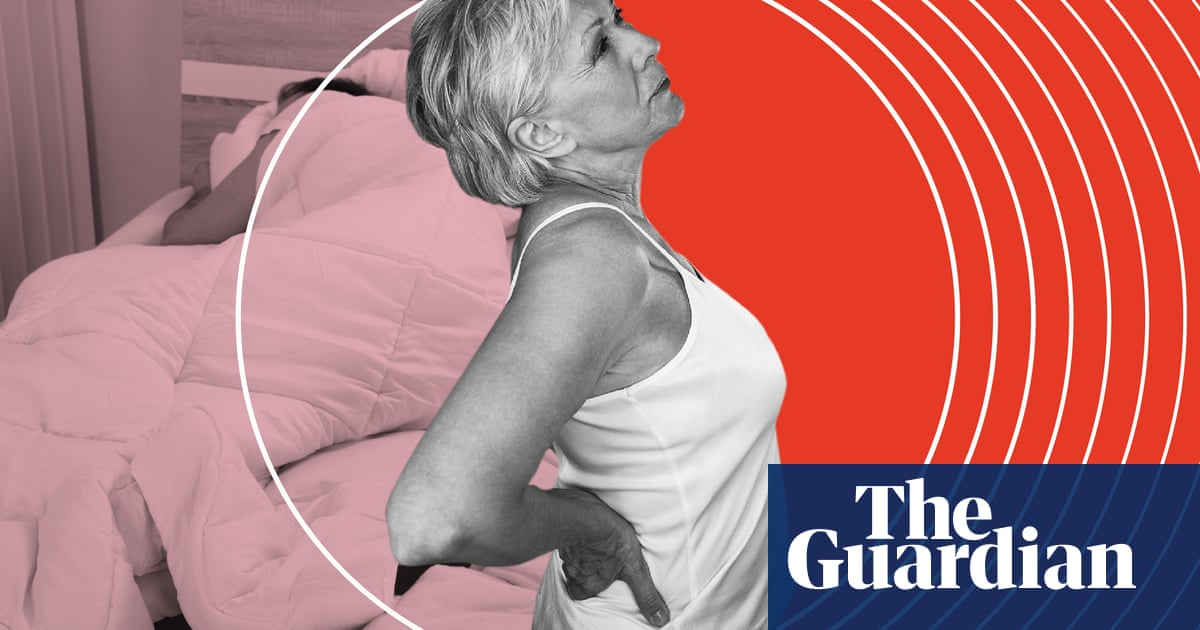 My husband is terrible in bed – and has been for 30 years