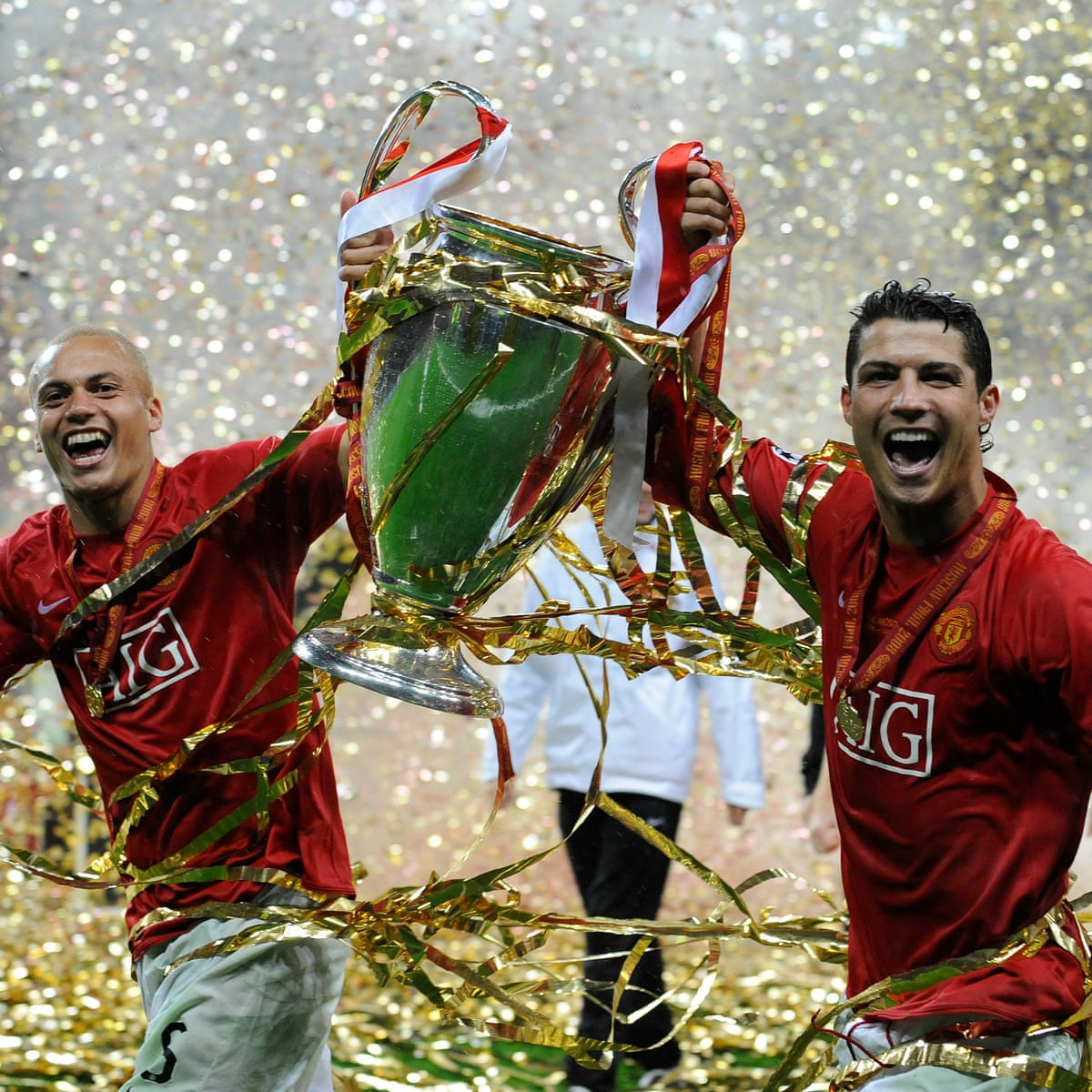 Manchester United Can Qualify For Champions League Says Wes Brown Manchester United The Guardian