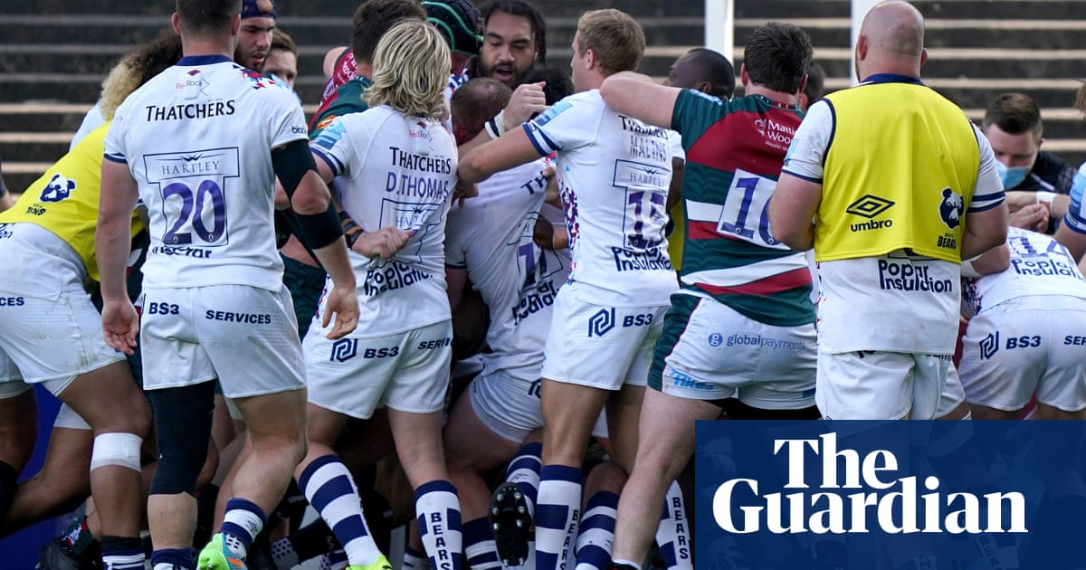 Leicester and Bristol players avoid punishment over mass weekend brawl