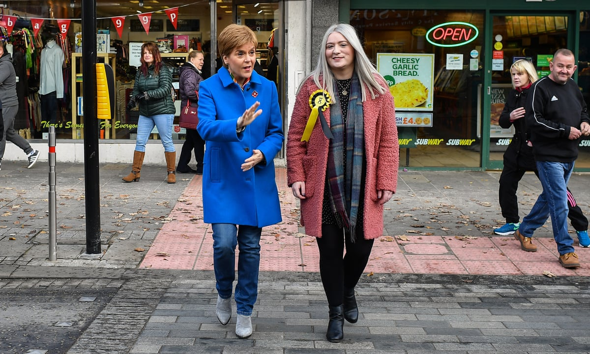 Quietly confident': SNP talks up chances in Jo Swinson's seat | Jo Swinson  | The Guardian