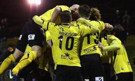 Heidelberg United's giant killing win over Perth presses case for second tier