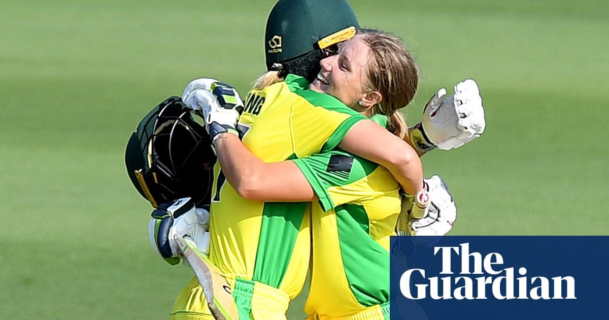 History made as Australia extend ODI winning run to 18 matches