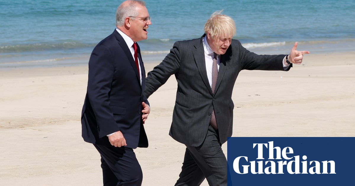 Tuesday briefing: Australia-UK trade deal served up