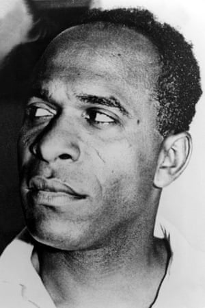 Frantz Fanon, author of Black Skin, White Masks.