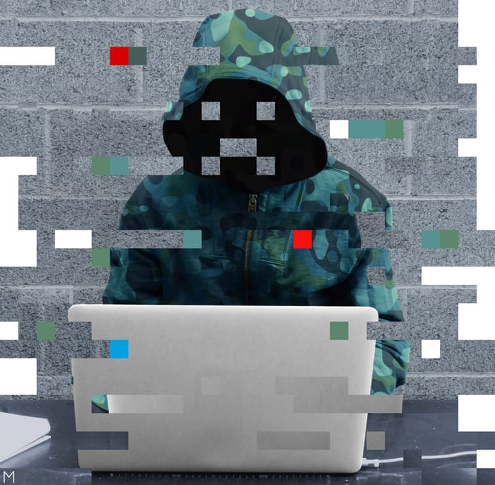 Invasion of the troll armies: 'Social media where the war