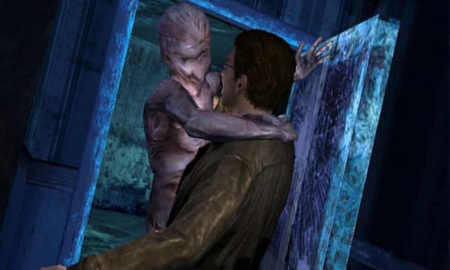 Horror game Silent Hill: Shattered Memories presents players with psychological profile, then changes content according to the results