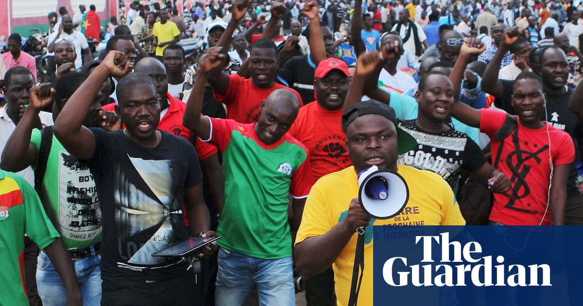 Coup in Burkina Faso as military takes over country ahead of elections