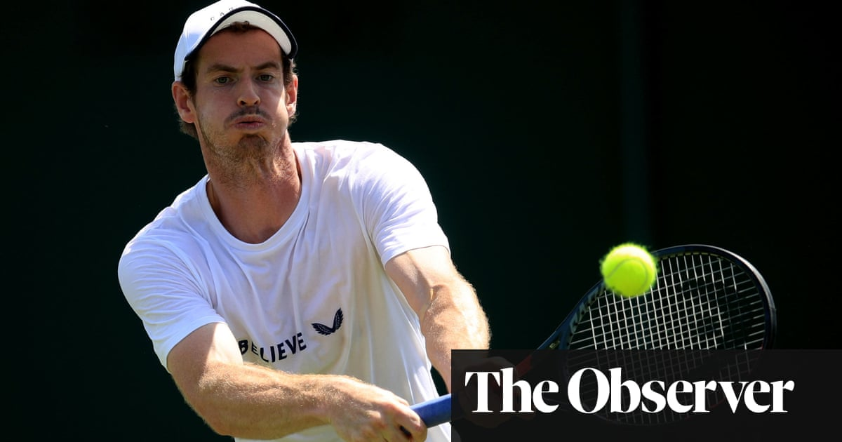 What will British tennis have when Andy Murray hangs up his racket? | Kevin Mitchell