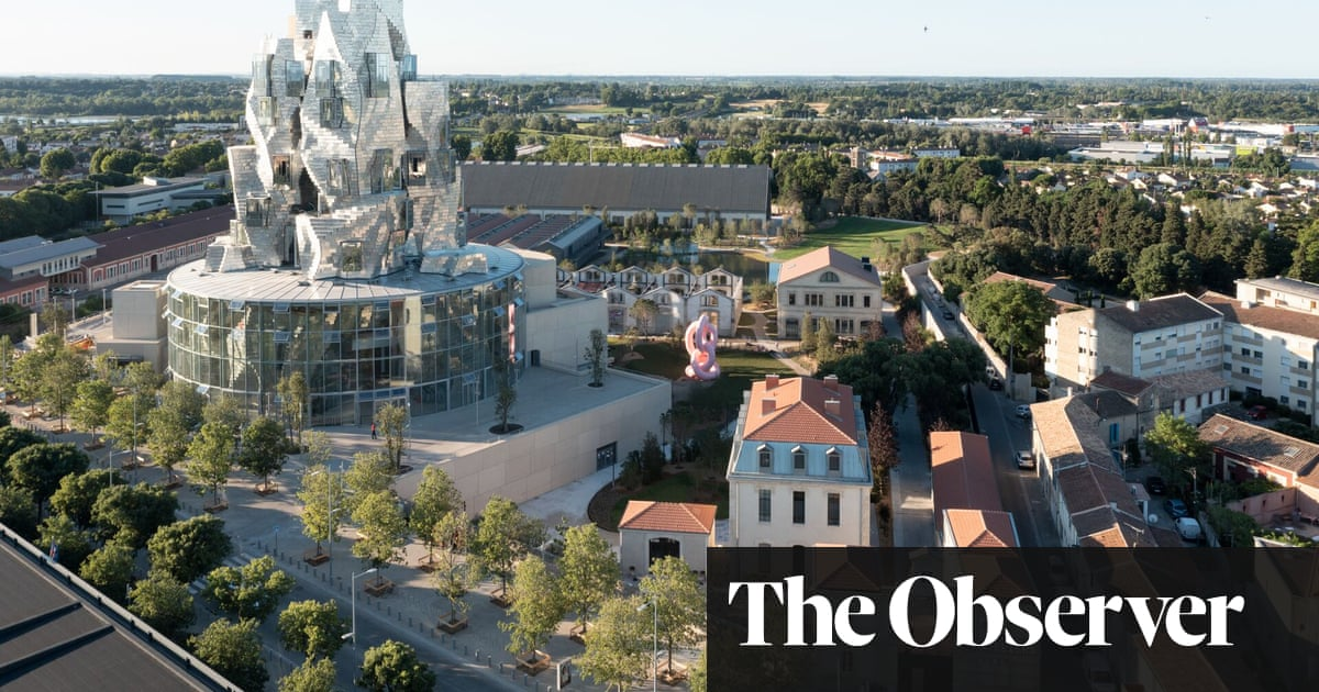 Luma Arles review – Frank Gehry, a billionaire and a wonderland of good intentions