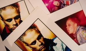 Photographs of Keith Flint