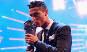 Ronaldo: he's simply The Best.