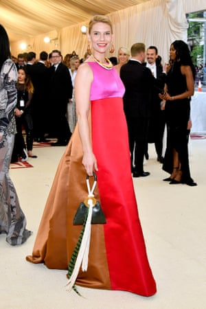 effd4946628 Met Gala 2018  pageantry and performance on the red carpet – in ...