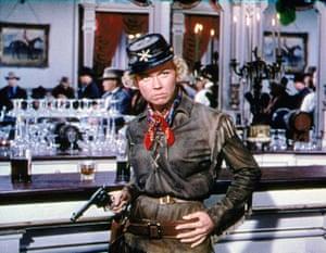 Doris Day as Calamity Jane in 1953