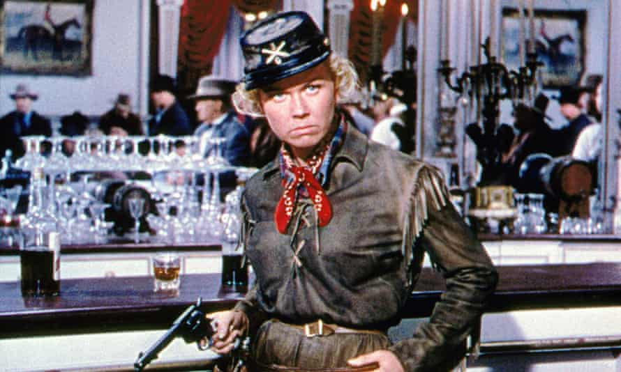 Major role ... Day in Calamity Jane