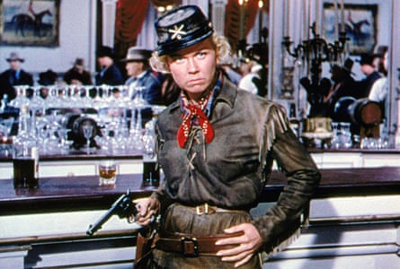 Doris Day as Calamity Jane in the 1953 musical.