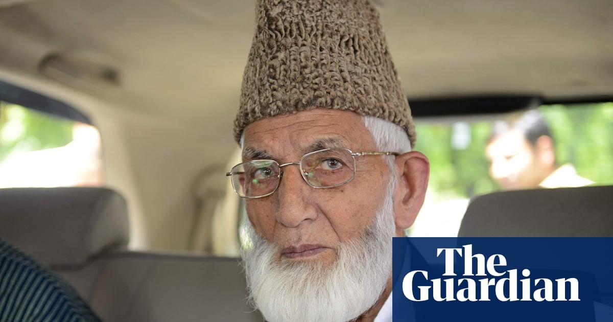India deploys troops in Srinagar after veteran Kashmir separatist Syed Ali Shah Geelani dies
