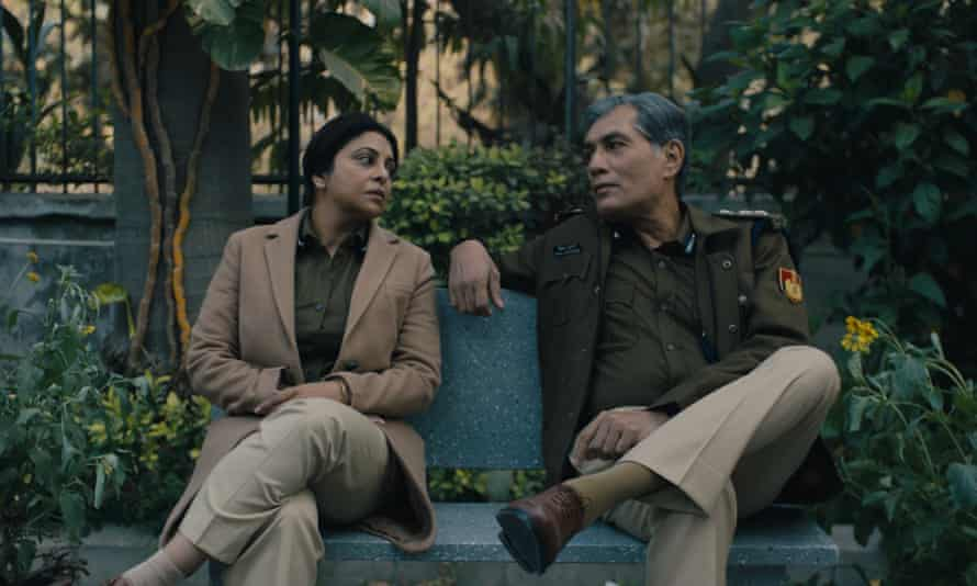 A scene from the Netflix drama Delhi Crime which won an Emmy for best international series.