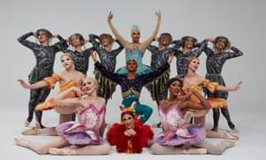 Les Ballets Trockadero de Monte Carlo.