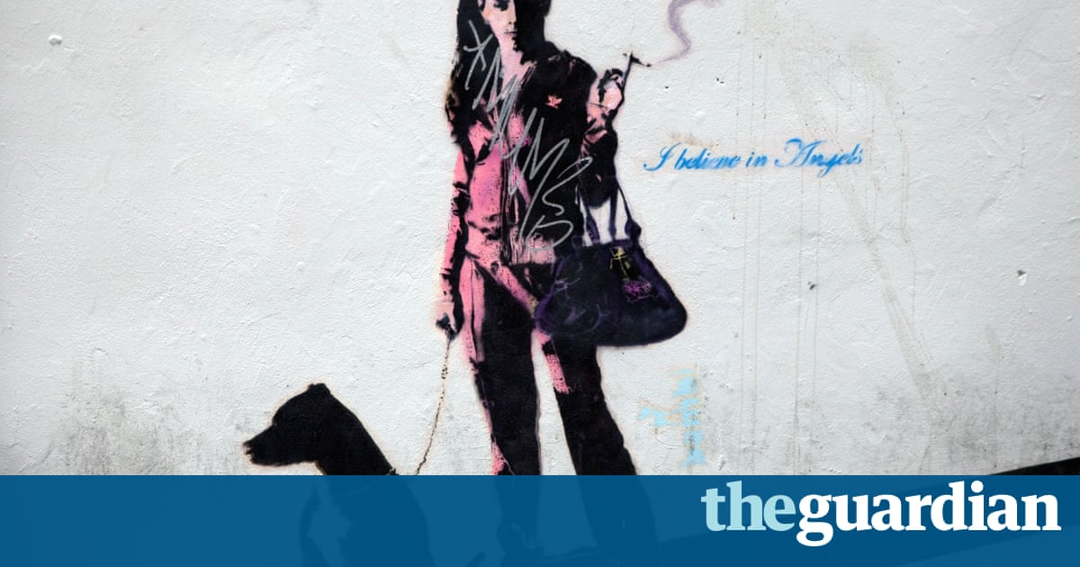 Bambi: graffiti artist on why she's more than just a 'female Banksy' | Art and design | The Guardian
