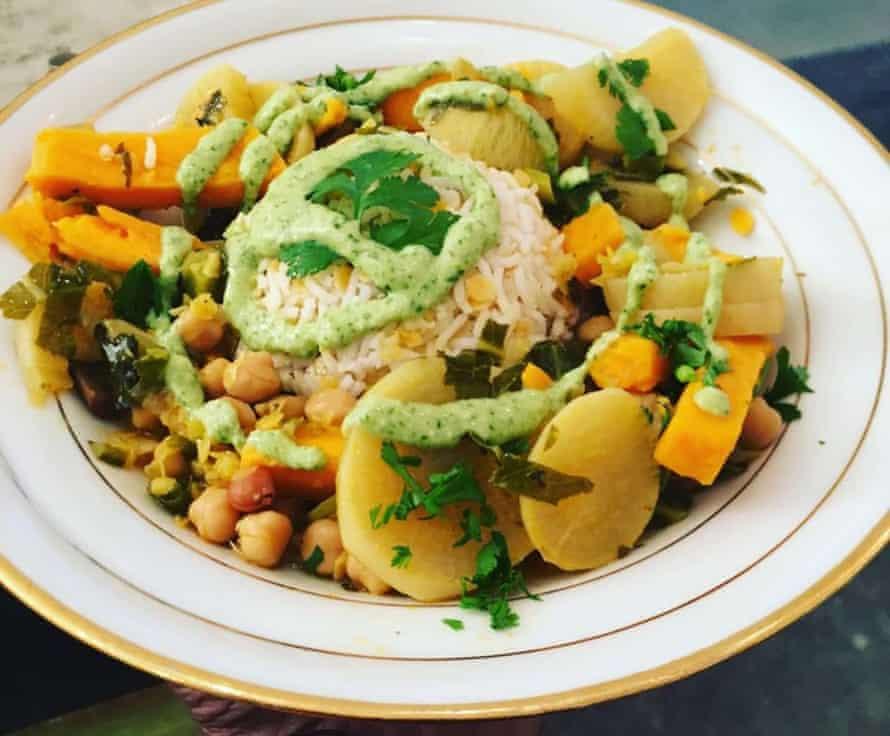 Badaboom Vegetarian food