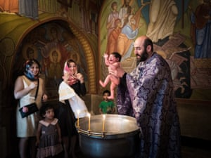 Culture category, open shortlist – Georgian baptism