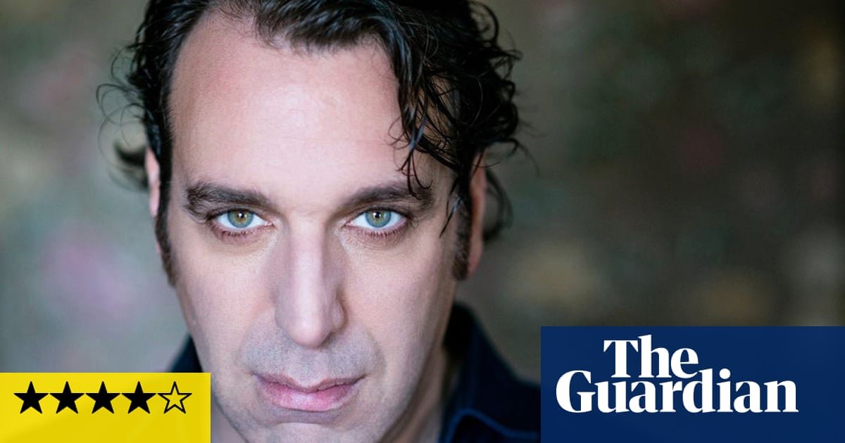 Chilly Gonzales: Solo Piano III review – a parlour pianist