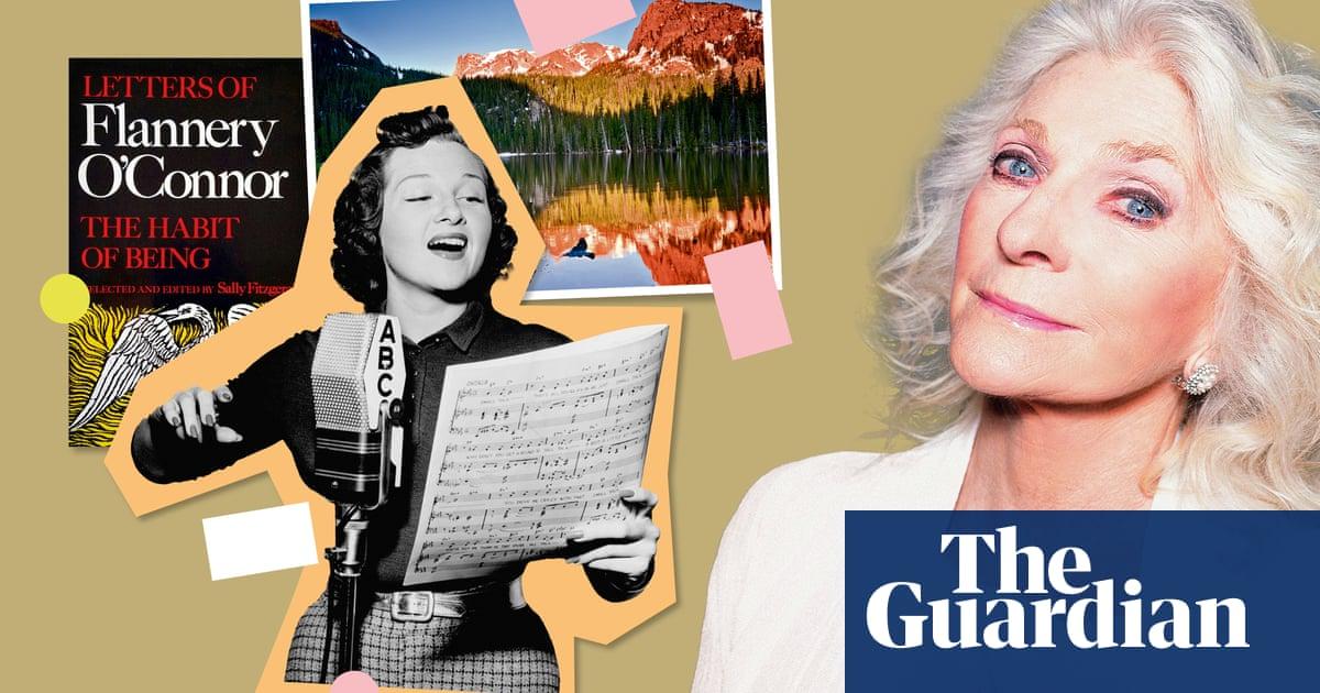 Judy Collins: 'When I found folk music, I also found drinking'