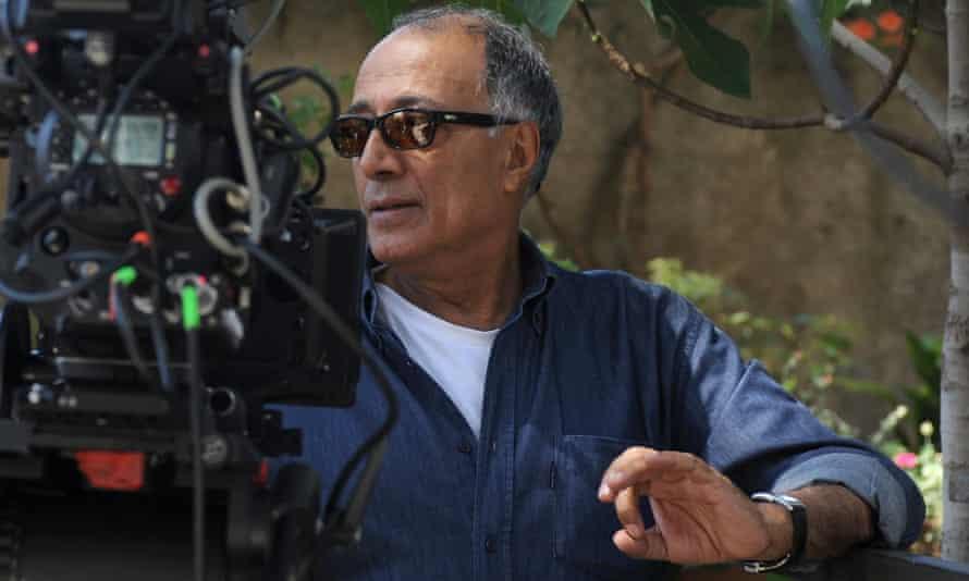 Abbas Kiarostami' directing Certified Copy