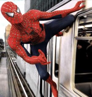 Spider-Man 2, 2004.