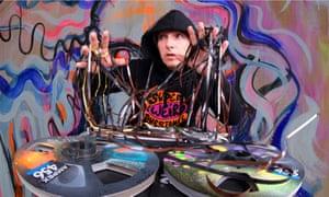 Greg Wilson DJ