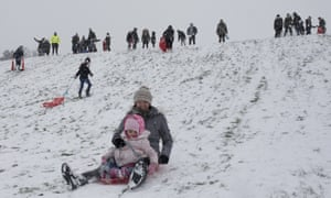More sledging in Rochester