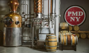 Port Morris Distillery, New York