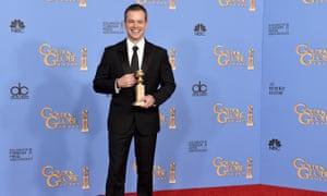 Matt Damon: I win again