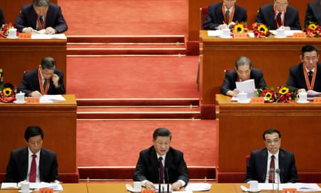 Xi Jinping: president warns other nations not to 'dictate' to China