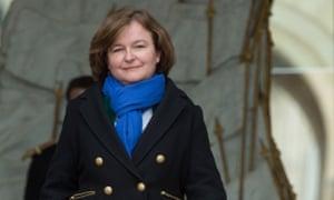 French minister for European affairs, Nathalie Loiseau
