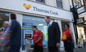 Bidders are circling for Thomas Cook, but some analysts think shares in the company are worthless.